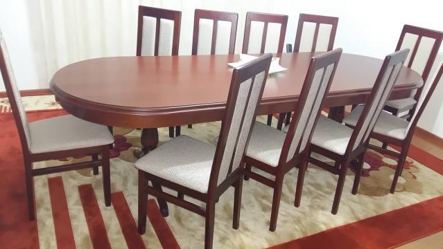 Set masa Europa cu scaune MD107 de la Mobirom