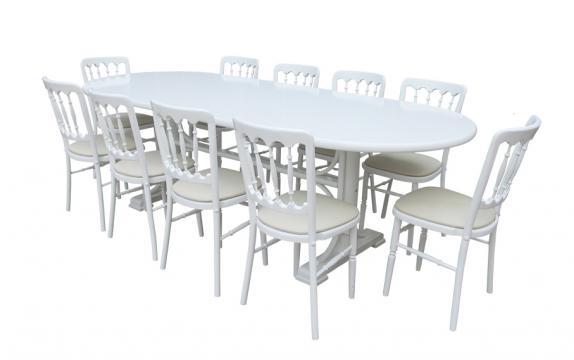 Set masa Sophia cu 12 scaune Mills