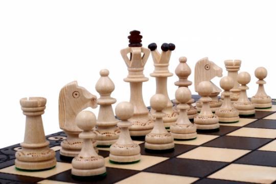 Set sah- Senator de la Chess Events Srl