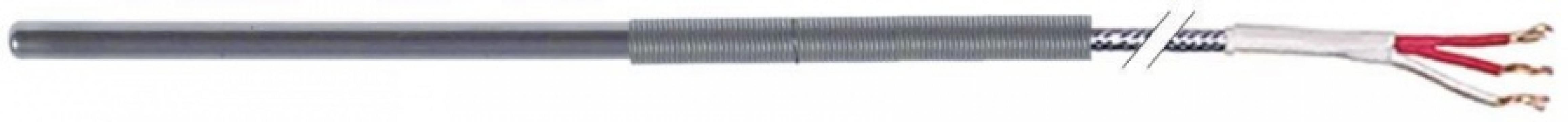 Sonda de temperatura PT10, cablu Vetrotex, 0....+350C