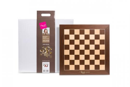 Tabla de sah - Polgar Deluxe de la Chess Events Srl