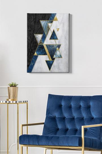 Tablou decorativ Wallity, canvas, 1 piesa, multicolor