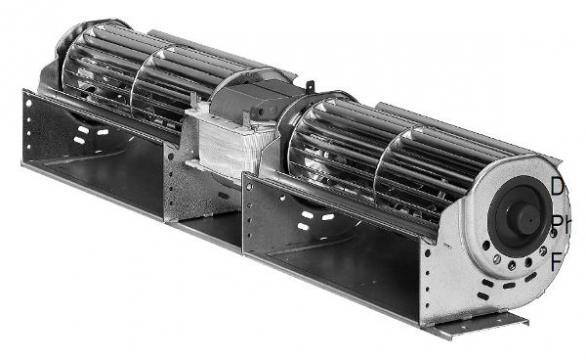 Ventilator tangential  QLZ06/1212-3020