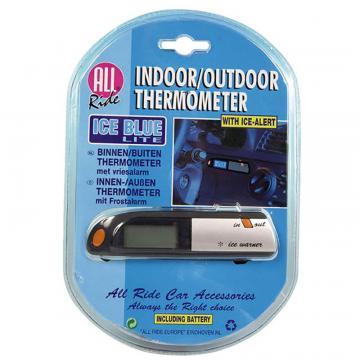 Termometru interior + exterior + avertizor de la Sirius Distribution Srl