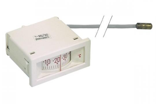 Termometru mecanic 58x25.5mm, -40.....+40C