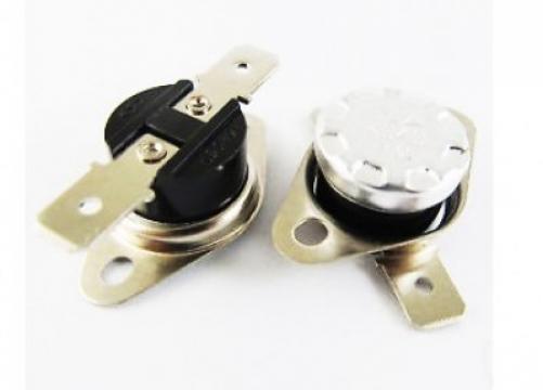 Termostat bimetal de siguranta 140*C, 10A/250V