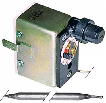 Termostat de siguranta 20-500C, 1 pol, 16A, bulb 6mmx275mm