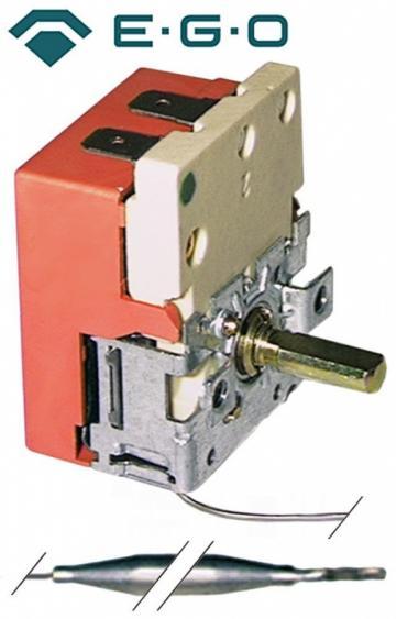 Termostat reglabil 121-190C, 1NC, 16A de la Kalva Solutions Srl