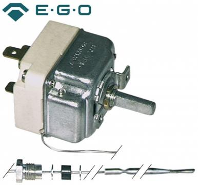 Termostat reglabil 55-250C contact 1CO 16A de la Kalva Solutions Srl