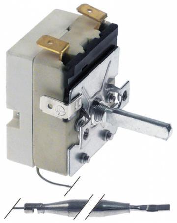 Termostat monofazic reglabil 30-185*C, 1NO, 16A de la Kalva Solutions Srl