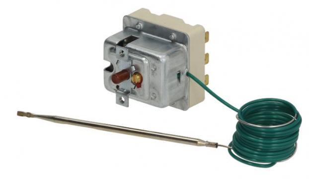 Termostat de siguranta 360C, 3 poli, bulb 4x122mm