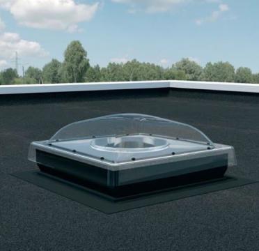 Tunel de lumina Fakro SFF acoperis terasa