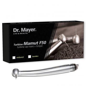 Turbina stomatologie Mamut F50 Dr.Mayer - Borden / Midwest de la Sirius Distribution Srl