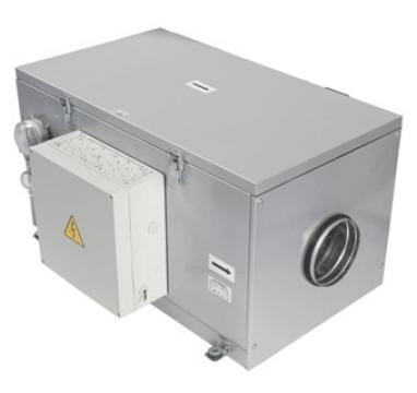 Centrala de ventilatie LCD VPA 125-2.4-3 de la Ventdepot Srl