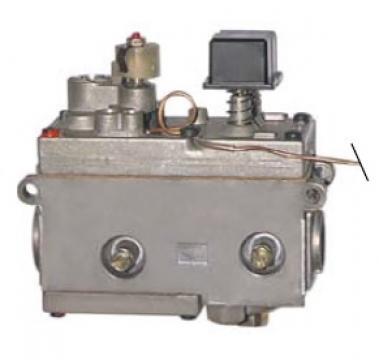 Valva de gaz Minisit 0.710.758, 110-190*C