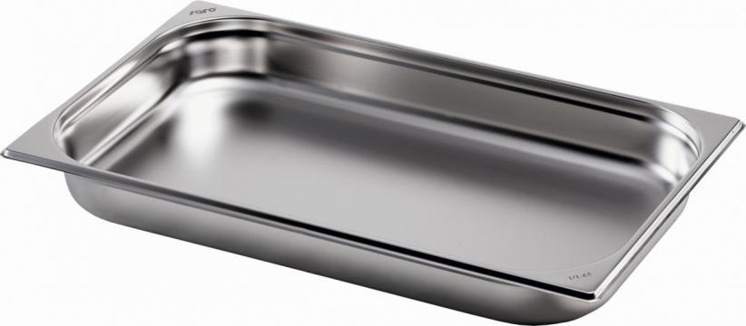 Vascheta GN Budget Line 1/1 GN adancime 200mm de la Clever Services SRL