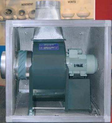 Ventilator BOX HP300 950rpm 1.1kW 230V