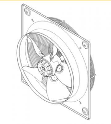 Ventilator axial HXTR/4-315