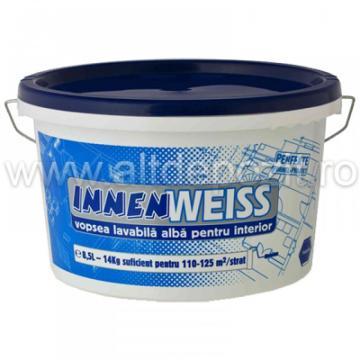 Vopsea lavabila Innenweiss Interior de la Altdepozit Srl