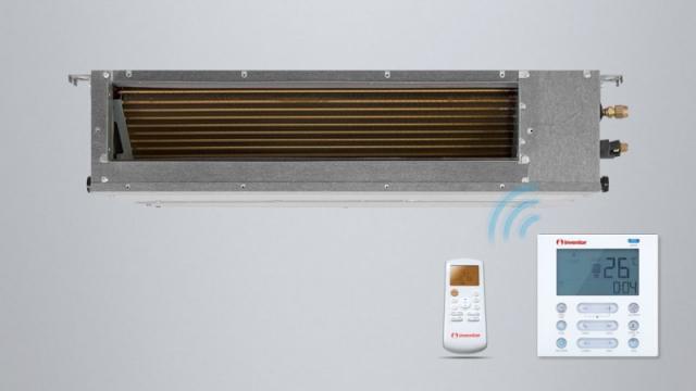 Aer conditionat Inventor Duct Inverter - 48000 BTU de la Sc Celfar Industrial Srl