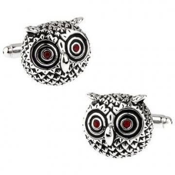 Butoni de camasa Wise Owl