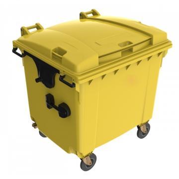 Container gunoi 1100 litri de la Sanito Distribution Srl