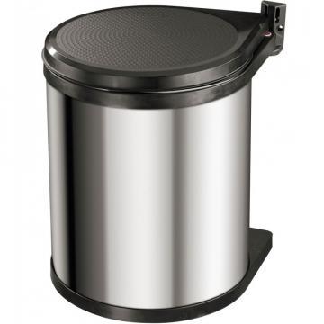 Cos gunoi Hailo Compact Box M, 15 litri