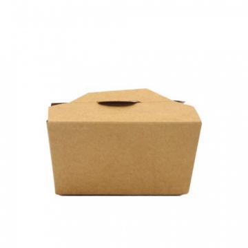 Cutie rectangulara Kraft, 800 cc, 50 buc/set