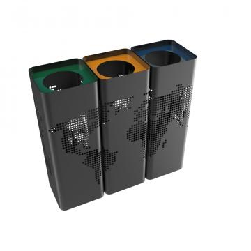 Cosuri de gunoi Ecomonde PC, 35L, 60L, 100L