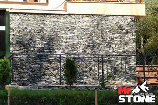 Piatra mediteraneana Gneis Argintiu de Sicilia mediteran de la Antique Stone Srl