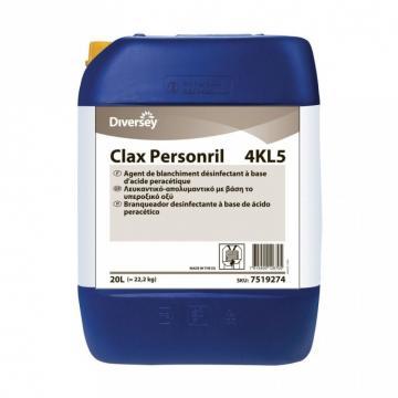 Inalbitor rufe Clax Personril, Diversey, 20 litri