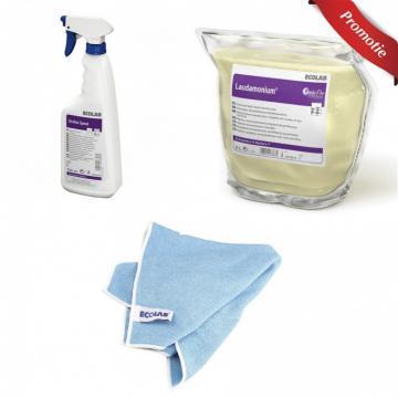 Detergenti dezinfectanti si set lavete Ecolab