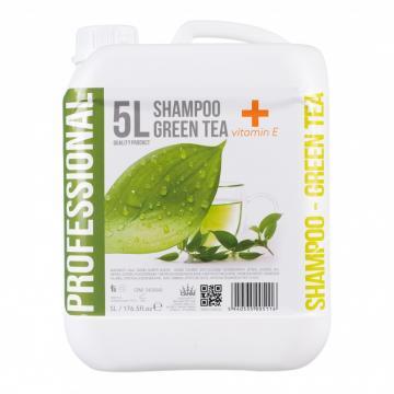 Sampon 5L- Green Tea + Vitamina E