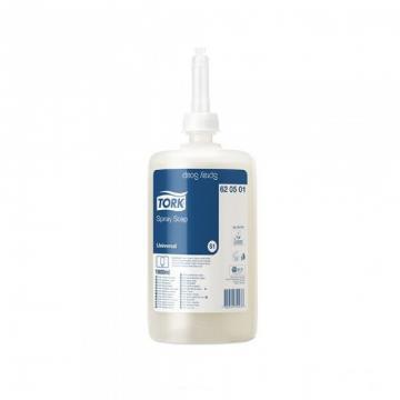 Sapun Spray Tork, 1L, neparfumat