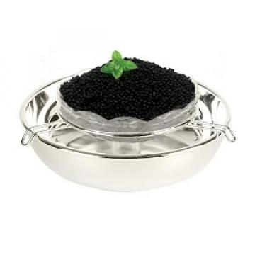 Suport argintat de caviar Delicacy by Chinelli