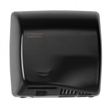 Uscator maini Speedflow Plus cu filtru Hepa, negru de la Sanito Distribution Srl