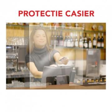 Protectie virusi si bacterii pentru casier de la Sedona Alm