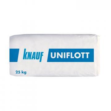 Chit de rosturi pentru gips carton Knauf Uniflott 25 kg de la Olint Com Srl
