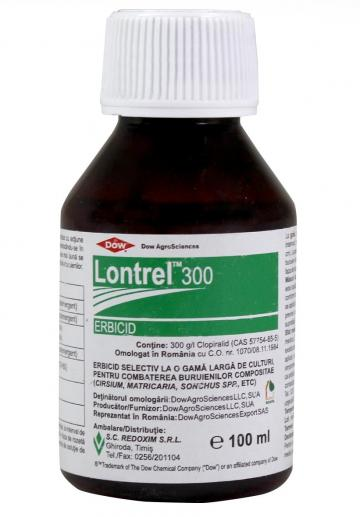 Erbicid Lontrel 300 1 L de la Elliser Agro Srl