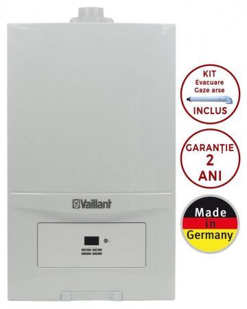 Centrala termica Vaillant ecoTEC Pure VUW 236/7-2, 20.2 kW de la Axa Industries Srl
