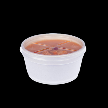 Bol supa polistiren 12 Oz (355ml) 500 buc/bax de la Cristian Food Industry Srl.