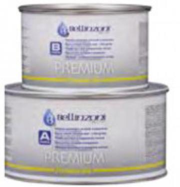 Mastic Epox premium solid transparent 1,6 kg de la Maer Tools