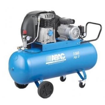 Compresor profesional cu piston Abac A39 150 CM3 de la Tehno Center Int Srl