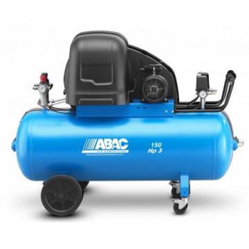 Compresor profesional cu piston ABAC A39 150 CT3 de la Tehno Center Int Srl