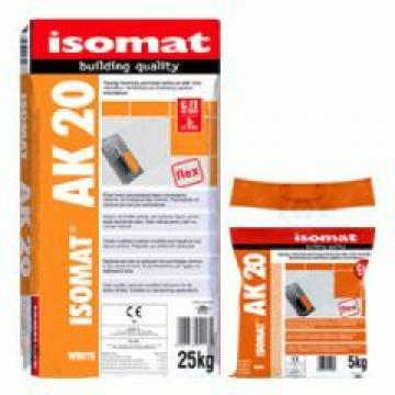 Adeziv pentru placi Isomat AK 20, 5 kg