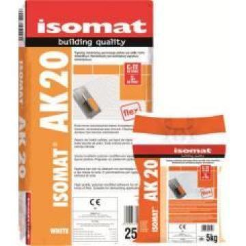 Adeziv pentru placi Isomat AK 20, Grey 25 kg