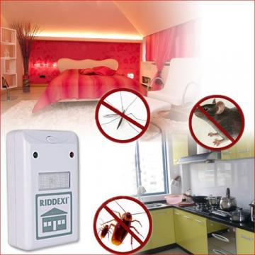 Aparat antiRozatoare ultrasunete Pest Repeller Riddex Plus de la Preturi Rezonabile