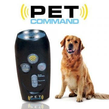 Aparat pentru dresat si indepartat caini Pet Comand de la Www.oferteshop.ro - Cadouri Online