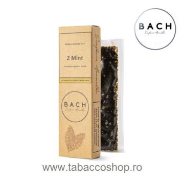 Aroma de narghilea Bach Nr.4 Two Mint (100g)
