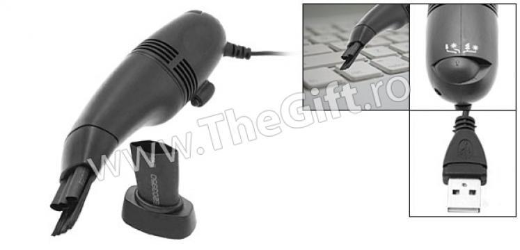 Aspirator USB de la Thegift.ro - Cadouri Online
